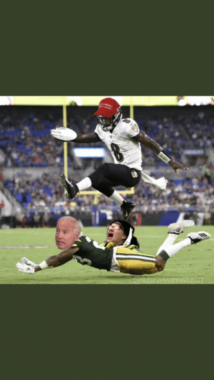 Saw this in the replies of Lamar Jackson and Trumps recent convo on Twitter 😂😂: Saw this in the replies of Lamar Jackson and Trumps recent convo on Twitter 😂😂