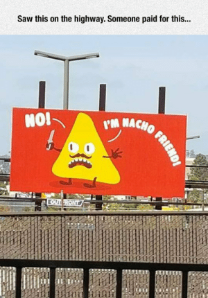 Saw, Tumblr, and Blog: Saw this on the highway. Someone paid for this... lolzandtrollz:  Someone Paid For This