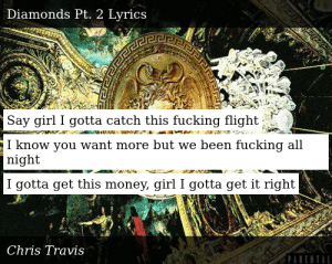 Chris Travis-Side Effects E P -Diamonds Pt  2
