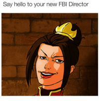 Hello, New, and Director: Say hello to your new FBl Director https://t.co/CSjcmSwn5X
