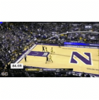 NorthWestern with a crazy end to last nights win against Michigan! 🏀😳🙌 @SportsCenter WSHH: SC  84.6ft  ICHIGAN 65 NORTHWESTERN  65END NorthWestern with a crazy end to last nights win against Michigan! 🏀😳🙌 @SportsCenter WSHH