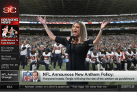 "😭😭😭 https://t.co/9uiYlnnSbK: SC  BREAKING  NEWS  WNBA Moved To  Food Network  @GhettoGronk  KD Joining  Rockets?  2  No Hope  Without CP3  James Har_en  (No D)  NFL Announces New Anthem Policy:  If anyone kneels, Fergie will sing the rest of the anthem as punishment  NFL Anthem  Change  NFL  NBA  Michael Jordan on LeBron's greatness: ""That nigga 10x better than me."" 😭😭😭 https://t.co/9uiYlnnSbK"