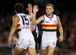 News, Game, and Another: SC  TOYO  HYBR  om Better news than originally feared for Adelaide's Paul Seedsman.   The midfielder is set to miss just four weeks with the knee injury so many suspected was yet another ACL.   Ruckman Sam Jacobs appears likely to miss another game.   The Crows face North Melbourne on Saturday night.   H/T: Lee Gaskin