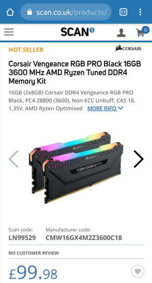 RevOE R1736 CTSFRRVOEM7940Mw Want to Upgrade My Pre-Build