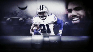 Scaring defensive backs and defenses alike, @EzekielElliott finds himself at #18 on this years #NFLTop100  (via @nflnetwork) https://t.co/S1kE1sNhWT: Scaring defensive backs and defenses alike, @EzekielElliott finds himself at #18 on this years #NFLTop100  (via @nflnetwork) https://t.co/S1kE1sNhWT