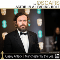 Memes, Oscars, and Best Actor: SCARS  ACTOR IN A LEADING ROLE  Vianney Le Caer/Invision/AP  Casey Affleck l Manchester by the Sea  FOX CaseyAffleck has won Oscar for Best Actor for his performance in ManchesterByTheSea.