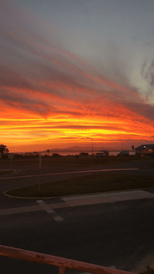 Scenic sunsets: Scenic sunsets