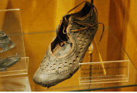 scholarlypidgeot:  that-catholic-shinobi: beakedwhalesyo:   museum-of-artifacts:    Roman shoe found in a well, Saalburg, 2000-years-old.    QUAE ILAE SUNT?!   I don't speak the language and I know what was asked.   I found my new personal favorite meme I'll just yell it in Latin so people are either confused or disappointed that I'd use my power for this purpose: Schulie mit durchbrochenem  Oberleder und scholarlypidgeot:  that-catholic-shinobi: beakedwhalesyo:   museum-of-artifacts:    Roman shoe found in a well, Saalburg, 2000-years-old.    QUAE ILAE SUNT?!   I don't speak the language and I know what was asked.   I found my new personal favorite meme I'll just yell it in Latin so people are either confused or disappointed that I'd use my power for this purpose