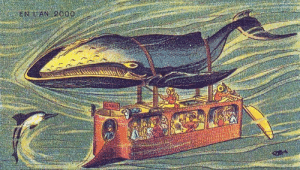 Future, Tumblr, and Blog: scifiseries:  Ill-tempered whale of the future