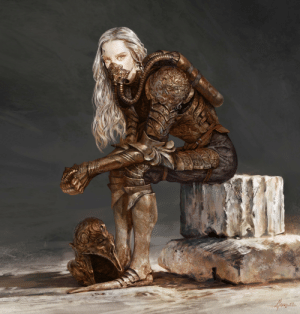 scifiseries:  In Ruin by Christophe Young: scifiseries:  In Ruin by Christophe Young