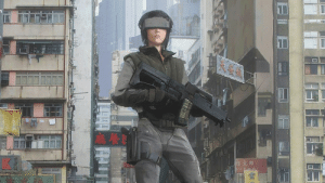 scifiseries:  The Incredible Art Of The Ghost In The Shell Movie: scifiseries:  The Incredible Art Of The Ghost In The Shell Movie