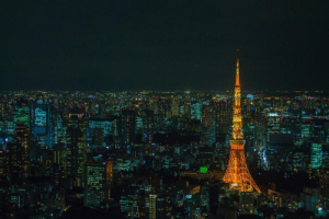 Tumblr, Blog, and Http: scifiseries:  Tokyo Tower