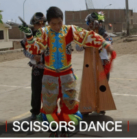 Dancing, Memes, and Peru: SCISSORS DANCE 22 FEB: Performed in the central and southern highlands of Peru, the Scissors Dance is a traditional and spiritual ​​event that tests the physical strength of the participants. ​​​​Find out more: bbc.in-scissordance ScissorsDance Peru PeruvianDance DanzaDeLasTijeras Incredible TheAndes BBCShorts BBCNews @BBCNews