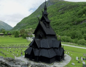 Church, Target, and Tumblr: sco glitchlight: evilbuildingsblog: A church in Norway built in 1181 without any nails. of all the things to highlight about this building the lack of nails is not the thing I would have expected
