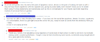 Facts, Fanfiction, and Google: score hidden] 8 hours ago  As a man and gamer, this irks me to the point of apoplectic action, almost to the point of making me want to yell. I  may not have much experience with the opposite sex, giving my social skills, but it doesn't' mean you've to berate  them using frivolous statements and stereotypes such as this to compensate for your fragile cognitively regarding  matters of perceived facts on gender.  permalink embed save report give award reply  score hidden] 2 hours ago  You may not talk to many females, but I swear - if you bust out the words like apoplectic, berate, frivolous, cognitively  in a conversation, there is a girl right around the corner for you, ready to learn all words from the dictionary from you  - haha.  or man i'm not judging get it boi  permalink embed save parent report give award reply  score hidden] 2 hours ago  Thank you, ma'am. I've tabulating a long repository of words back in high school in order to aid me in my inchoate  writing career concerning fanfiction. Though it may be hard recollecting some words, sometimes using Google search  for a quick jab to the memory  permalink embed save parent report give award reply