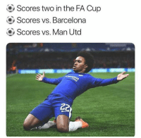 Willian's week 🔥⚽️: Scores two in the FA Cup  Scores vs. Barcelona  Scores vs. Man Utod Willian's week 🔥⚽️