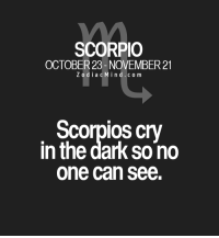 Free, Horoscope, and Http: SCORPIO  OCTOBER 23- NOVEMBER 21  Z o d i a c M i n d c o m  Scorpios cry  in the dark sono  one can see. May 9, 2017.  If you're single, you can expect an opportunity for an interesting acquaintance. A person born in the sign of Sagittarius particularly intrigues and attracts you. Feel free to.. ...FOR FULL HOROSCOPE VISIT: http://horoscope-daily-free.net