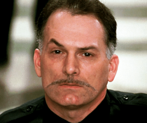 Screenshot of one of the greatest mustaches in cinematic history. (Since cinemasins is covering this movie.) Mr. Danny Durst in Silence of the Lambs.: Screenshot of one of the greatest mustaches in cinematic history. (Since cinemasins is covering this movie.) Mr. Danny Durst in Silence of the Lambs.