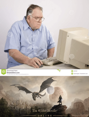 mabey he is browsing reddit.: *Scroll*  dreamstime  LIA  Download from  Dreamstime.com  ID 4787807  This watermaed comp mage isfor prevewng purpces orty  O David Gaylor | Dreamstime.com  The Elder Scrolls  ONLINE  oreamstime  dreamstme  dreamstime  mstime mabey he is browsing reddit.