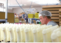 Dildo, Target, and Tumblr: scruffythegodofthunder:   Just another day at the dildo factory. Jobs that you forget actually exist.  the face of a broken man