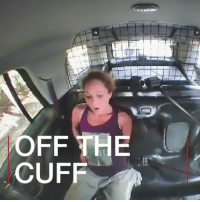 Memes, Police, and Chase: SE  CUFF While police officers searched her bags, this Texas woman slipped out of her handcuffs and stole their car. As officers scrambled to stop her, Toscha Sponsler sped away - leading them on a 23-minute chase that hit speeds of 100mph. She was captured when the cruiser spun off the road. Police in Lufkin have now added screens to stop suspects getting into the driver's seat. texas police cop escape handcuff amazing