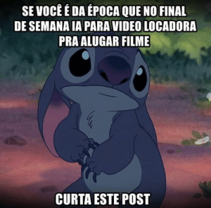 Video, Pt-Br (Brazilian Portuguese), and International: SE VOCE É DA ÉPOCA QUE NO FINAL  DE SEMANA IA PARA VIDEO LOCADORA  PRA ALUGAR FILME  CURTA ESTE POST