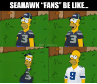"Be Like, Memes, and Nfl: SEAHAWK FANS"" BE LIKE...  @NEL MEMES The bandwagon is in motion!  Like Us NFL Memes!!"
