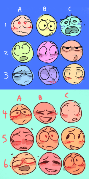 sealdeer: feel free to send a character (can be your oc!) and a number and i might doodle them in my free time! you can use this for yourself too idc!! : sealdeer: feel free to send a character (can be your oc!) and a number and i might doodle them in my free time! you can use this for yourself too idc!!