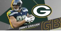 Memes, Jimmy Graham, and Packers: SEANAWKS  G1B  JIMMY GRAHAM .@TheJimmyGraham is heading to the @packers: https://t.co/wxzwfDHAuQ (via @RapSheet) https://t.co/FUZABMcIff