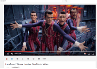 """""""admin why are you still awake at 3AM?"""": Search  II 4  053/250  H S 100%  LazyTown l We are Number One Music Video  LazyTown """"admin why are you still awake at 3AM?"""""""