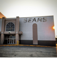 "Chicago, News, and Sears: SEARS abandonedandurbex:  The sun finally set on this Sears store in northwest Chicago at ""Six Corners."" This location opened in 1938, and was Sears' last store in their hometown of Chicago when it closed last week. (link to news story in comments)"