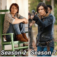 Desperate, Memes, and Truth: Season 2 Season 7 Comment 'MAGGIE' letter by letter for a chance to win! . Follow @walkingdead_amc for daily twd updates 🆙, memes 🚀and cast 📸 . amcthewalkingdead thewalkingdead twdfamily walkingdead glennrhee maggiegreene laurencohan glaggie michonne carol carolpeletier daryl maggierhee truth real desperate chandlerriggs carlgrimes lucille negan glenn twdseason7 ripglenn twd twdcast ripabraham caryl