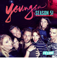 WE'VE JUST BEEN PICKED UP FOR SEASON 5. TAG someone who needs to catch up before the season 4 premiere! youngertv season5: SEASON 5!  ATV LAND WE'VE JUST BEEN PICKED UP FOR SEASON 5. TAG someone who needs to catch up before the season 4 premiere! youngertv season5
