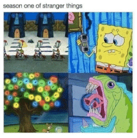 Memes, 🤖, and Strangers: season one of stranger things just one thing