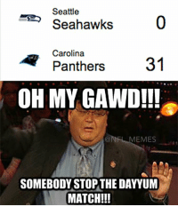 """""""Just take your damn victory photo already"""" - Jim Ross: Seattle  Seahawks  Carolina  Panthers  31  OH MY GAWD!!  ONE EMES  SOMEBODY STOP THE DAYUM  MATCH!!! """"Just take your damn victory photo already"""" - Jim Ross"""