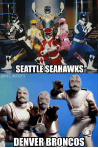 Pretty much sums it up..: SEATTLE SEAHAWKS  @NFL MEMES  DENVER BRONCOS Pretty much sums it up..