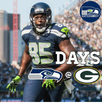 TE Anthony McCoy Days till Seahawks Kickoff!: SEATTLECHAWKS  HAWKS  BE DAYS TE Anthony McCoy Days till Seahawks Kickoff!