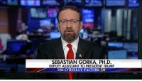 """Memes, Trump, and World: SEBASTIAN GORKA, PH.D.  DEPUTY ASSISTANT TO PRESIDENT TRUMP  THE O'REILLY FACTOR: 20 """"In just 84 days, [President DonaldTrump] has replaced divisiveness with decisiveness."""" Dr. Sebastian Gorka deputy assistant to President Trump said """"we have changed the geopolitical reality in the world in just a matter of weeks."""" What do you think?"""