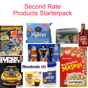 Second Rate