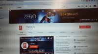 """Community, Money, and Videos: Secure https://www.youtube.com/user/tseries  M  Agile Mind M Agile Mind  T-series  Tube  ISSAQBAAZI  ZERO  SONG OUT NOw  tions  2 1  DECE MBEA 201 9  ZERO MOVIE SONG  I-Eye  T-Series  0 subscribers  SUBSCRIBE 73M  ter  IRI  PLAYLISTS COMMUNITY CHANNELS ABOUT  eos  HOME  VIDEOS  Zero: ISSAQBAAZI Video Son.... OTHER GREAT CHANNELS  Zero: ISSAQBAAZI Video Song l Shah R  22,959,077 views 1 day ago  T-Series Kids Hut  Presenting the full song  """"Issaqbaazi from the most  awaited Bollywood movie  Zero. The film is starring  Shah Rukh Khan, Anushka  Sharma and Katrina Kaif and  directed by Aanand L Rai.  SUBSCRIBE  T-Series  SUBSCRIBE  T-Series Apna Punjab  heFox  SUBSCRIBE  ISSAQBAAZI  kson  T-Series Telugu"""
