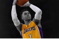 """Rob Pelinka speaks out about the D'Angelo Russell trade:   """"Honestly, I'm not happy about trading D'Angelo. He's a special player. Lonzo coming in didn't have anything to do with it and I'm not going to attach the word 'expendable' next to D'Angelo because he really is a special player. But we was able to do three things in one trade. We was able to get an All-Star caliber center. We was able to relieve cap space. And we got 4 drafts picks out of it.""""  #BhartiyaMamba #WWLG4L: SEDng Rob Pelinka speaks out about the D'Angelo Russell trade:   """"Honestly, I'm not happy about trading D'Angelo. He's a special player. Lonzo coming in didn't have anything to do with it and I'm not going to attach the word 'expendable' next to D'Angelo because he really is a special player. But we was able to do three things in one trade. We was able to get an All-Star caliber center. We was able to relieve cap space. And we got 4 drafts picks out of it.""""  #BhartiyaMamba #WWLG4L"""