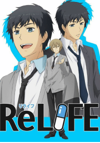 Dank, Http, and English: See the English cast for ReLIFE here: http://funi.to/2f5be7c