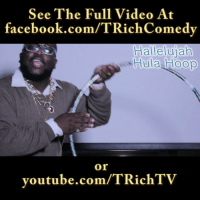 😂😂😂 Hallelujah Hula Hoop. churchesbelike hallelujahhulahoop funniest15seconds From youtube.com-TRichTV: See The Full Video At  facebook.com/TRichComedy  Hallelujah  Hula Hoop  Or  youtube.com/TRichTV 😂😂😂 Hallelujah Hula Hoop. churchesbelike hallelujahhulahoop funniest15seconds From youtube.com-TRichTV