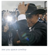 Blackpeopletwitter, Office, and Space: see you space cowboy <p>Last day in office (via /r/BlackPeopleTwitter)</p>