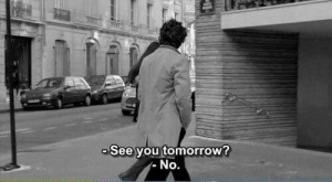 Tomorrow, You, and  See: See you tomorrow
