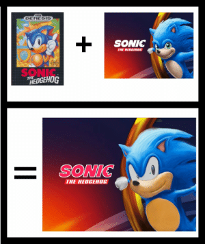 How the Sonic should have been - my take on it: SEEA  GENESIS  SONIC  THE HEDGEHOG  SONIC  THİİEDGEHOG  SONIC  THE HEDGEHOG How the Sonic should have been - my take on it
