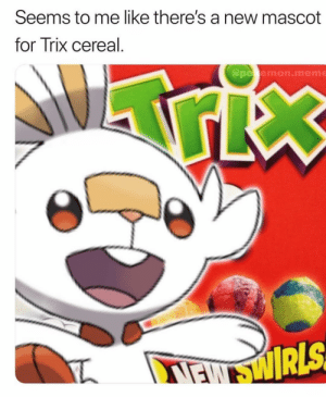 sinnoh_4 - - - - - - #pokemon #pokemongo #pokemonmemes #ge...: Seems to me like there's a new mascot  for Trix cereal  apo emon.meme  IRLS sinnoh_4 - - - - - - #pokemon #pokemongo #pokemonmemes #ge...