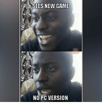 new games: SEES NEW GAME  NO PC VERSION