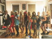 One, Britney, and All: SEG All Britney eras in one picture