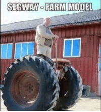The rednecks were doing it along time ago! Double tap if you'd try this! country redneck farmlife truck fishing outdoors hunting: SEGWAY FAR MODEL The rednecks were doing it along time ago! Double tap if you'd try this! country redneck farmlife truck fishing outdoors hunting